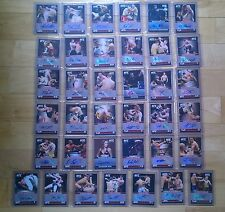 2009 Topps UFC Rd 1 - Complete AUTO, MAT, ULTIMATE GEAR, BASE & INSERT SETS!
