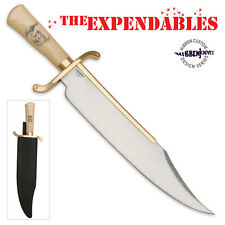 Hibben Expendables Bowie Knife & Sheath by United Cutlery GH5017 NEW