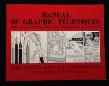 MANUAL OF GRAPHIC TECHNIQUES 1 BYTOME POTER AND BOB GREENSTREET