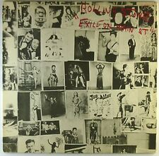 "2x 12"" LP - The Rolling Stones - Exile On Main St. - A3917 - washed & cleaned"