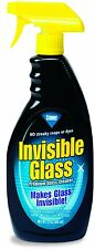 Invisible Glass Premium Cleaner for Window Windscreen & Wing Mirror 643ml