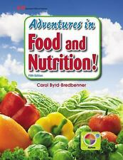Adventures in Food and Nutrition!