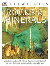 DK Eyewitness Books: Rocks and Minerals : Rocks and Minerals by R. F. Symes...
