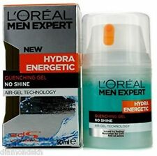 L'Oreal Men Expert Hydra Energetic Moisturiser Quenching Gel No Shine 50ml