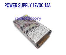 S-180-12 Super Stable Power supply unit 180W DC12V ( 10.5 - 13.8V ) 15AMP