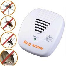 Ultrasonic Electronic Anti Mouse Mosquito Insect Cockroach Pest Repeller Reject