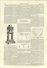 1915 Hydraulic Press For Manufacture Of Shell Forgings