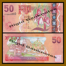 Fiji 50 Dollars, 2012 (2013) P-New Unc