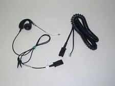 P41 Headset for Avaya Toshiba Nortel MITEL NEC Hybrex ESI Intertel Ulytel Uniden