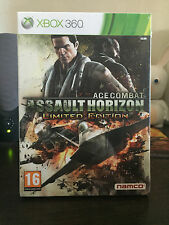 Ace Combat Assault Horizon Limited Edition sur Xbox 360, NEUF sous blister
