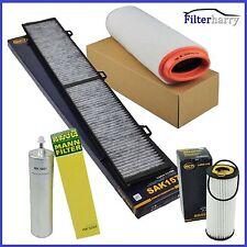 Sct & hombre inspección paquete Filterset bmw 3er e90 e91 318d 320d hasta 09/2007