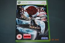 Bayonetta XBOX 360 UK PAL JUGABLE EN XBOX ONE