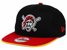 "New Era MLB Pittsburgh Pirates ""9FIFTY"" Snapback Cap -One Size Fits All - NEW"