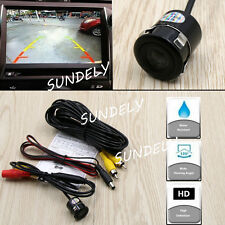 Car Backup Camera Front Back Reverse Rear View Parking Distance Scale line UK