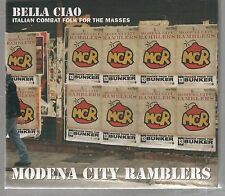 MODENA CITY RAMBLERS BELLA CIAO CD (DIGIPACK) SIGILLATO!!!