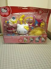 Hello Kitty Mini Switch Em Up Fashion Activity Gift Set Sanrio Mix /Match  NEW