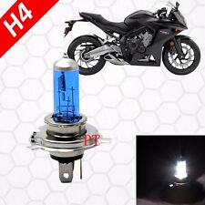 1pc H4 9003 HB2 12V 60/55W Halogen Headlight Light Bulbs 5000K White Motorcycle