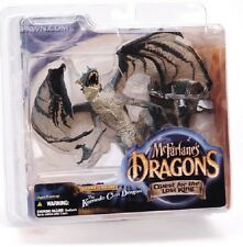 McFarlane Toys Series 1 Komodo Dragon Quest for Lost King Action Figure New 2004