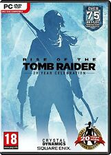 Brand New Rise of the Tomb Raider 20 Year Celebration Special Edition PC GAME
