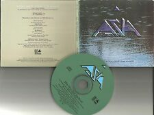 ASIA Who will stop the rain RARE RADIO EDIT PROMO DJ CD Single 92 Steve Howe YES