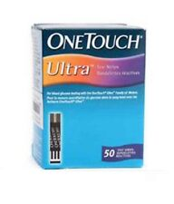 One Touch Ultra Test Strips, 50 Strips - Johnson & Johnson