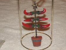 Western Southwest Jalapeno Chili Peppers  Christmas Ornament - New