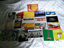 Postcards Advertising  M & Ms,Nescafe,Wheat Crunchie,Pot Noodle Etc 20 Different