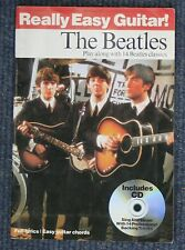 The Beatles 64 page book lots of images & music guitar tuition etc etc RARE #108