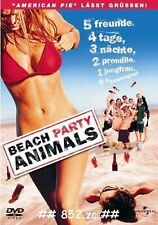 BEACH PARTY ANIMALS / DVD