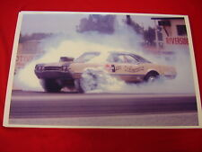 1965 ? OLDSMOBILE  442  HURST HAIRY OLDS  BIG  11 X 17  PHOTO  PICTURE