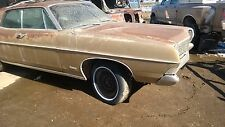 1968 68 Ford Galaxie LTD Wheels and tires rims 67 1967 all five 5 set
