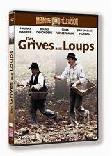 24021//DES GRIVES AUX LOUPS DVD NEUF SOUS BLISTER