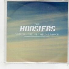(FQ509) The Hoosiers, Somewhere In The Distance - 2013 DJ CD