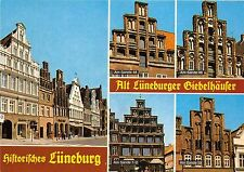 BG13458  historisches  am sande  luneburg  moorbad  germany