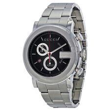 Gucci G-Watch 101G Steel Chronograph Mens Watch YA101309