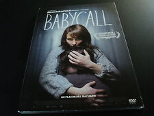 "DVD DIGIPACK ""BABYCALL"" Noomi RAPACE / thriller Norvegien de Pal SLETAUNE"