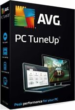AVG PC TuneUp 2016, 1 PC Users, 1 Year Retail License - Latest Edition.