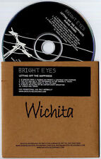 BRIGHT EYES LETTING OFF THE HAPPINESS UK 10TRK PROMO CD