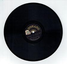 78T 20cm QUAND JE SUIS LOIN DE TOI Film CHANTEUR Chanté Phono ELDORADO 119 RARE