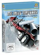Lisa Kelly - Ice Road Truckers - Staffel 4 (History) [4 DVDs] (OVP)