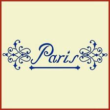 FRENCH PARIS 2 STENCIL - NEW! - The Artful Stencil