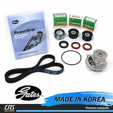 Gates HTD Timing Belt Kit Water Pump 99-08 Nubira Suzuki Forenza Reno Optra 2.0L