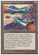 MTG GAUNTLETS OF CHAOS -  - CHR - MAGIC