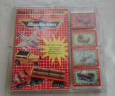 1989 MICRO MACHINES Micro Cards Series 2, 100 Collectable Cards, 96 page Book