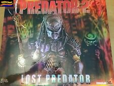 Hot Toys Predator 2 Lost Predator 1/6th Scale Collectible Figure
