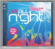 (GY788) Up! All Night, The Ultimate Club Experience - 2003 double CD