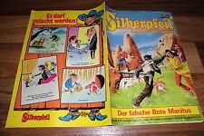 SILBERPFEIL der JUNGE HÄUPTLING # 392 -- der FALSCHE BOTE MANITUS / 1.1.1979