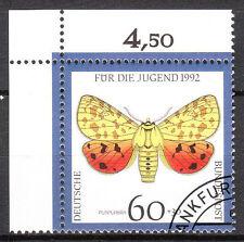 BRD 1992 Mi. Nr. 1602 gestempelt Eckrand 1 TOP!!! (9283)