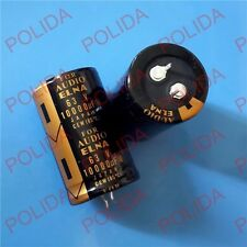 1PCS ELNA AUDIO Electrolytic Capacitor size: 30*50mm 10000UF63V / 63V10000UF