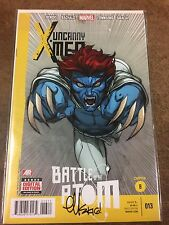 All-New X-Men #17 & Uncanny X-Men # 13 signed by Ed McGuiness Battle of the Atom